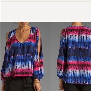 Lovers & friends blouse